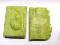 kak sdelat zelenoe mylo bez krasitelej 12 - Грибок ногтей после наращивания