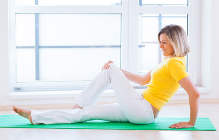 Lechebnaja gimnastika pri Artroze kolennogo sustava